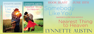 Book Blast & Giveaway: Somebody Like You and Nearest Thing to Heaven by Lynnette Austin