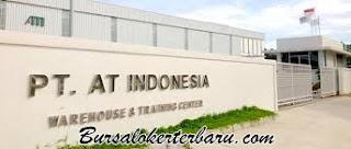 Lowongan Kerja Karawang : PT. AT Indonesia - Operator Produksi