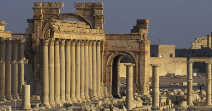 Talks preview: Preservation during conflict @WorldMonuments