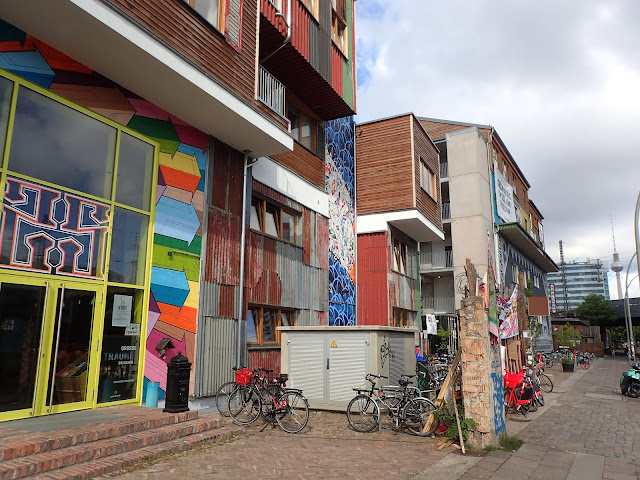 Niemiecka stolica jest pełna alternatywnych miejsc