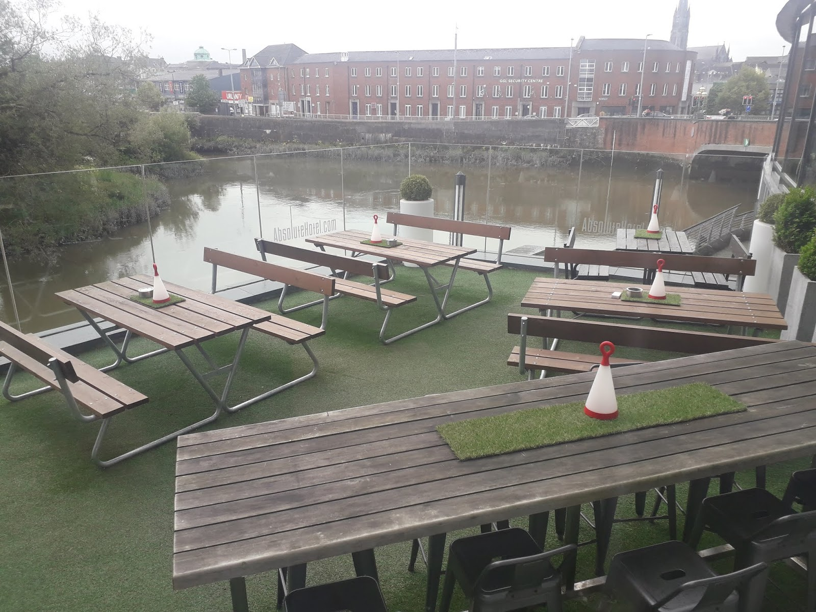 Absolute Hotel Limerick Ireland S 20 Best Terraces