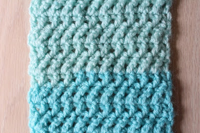 crochet, free pattern, scarf, Faerie's Enchantment, Caron Cakes, Faerie Cake
