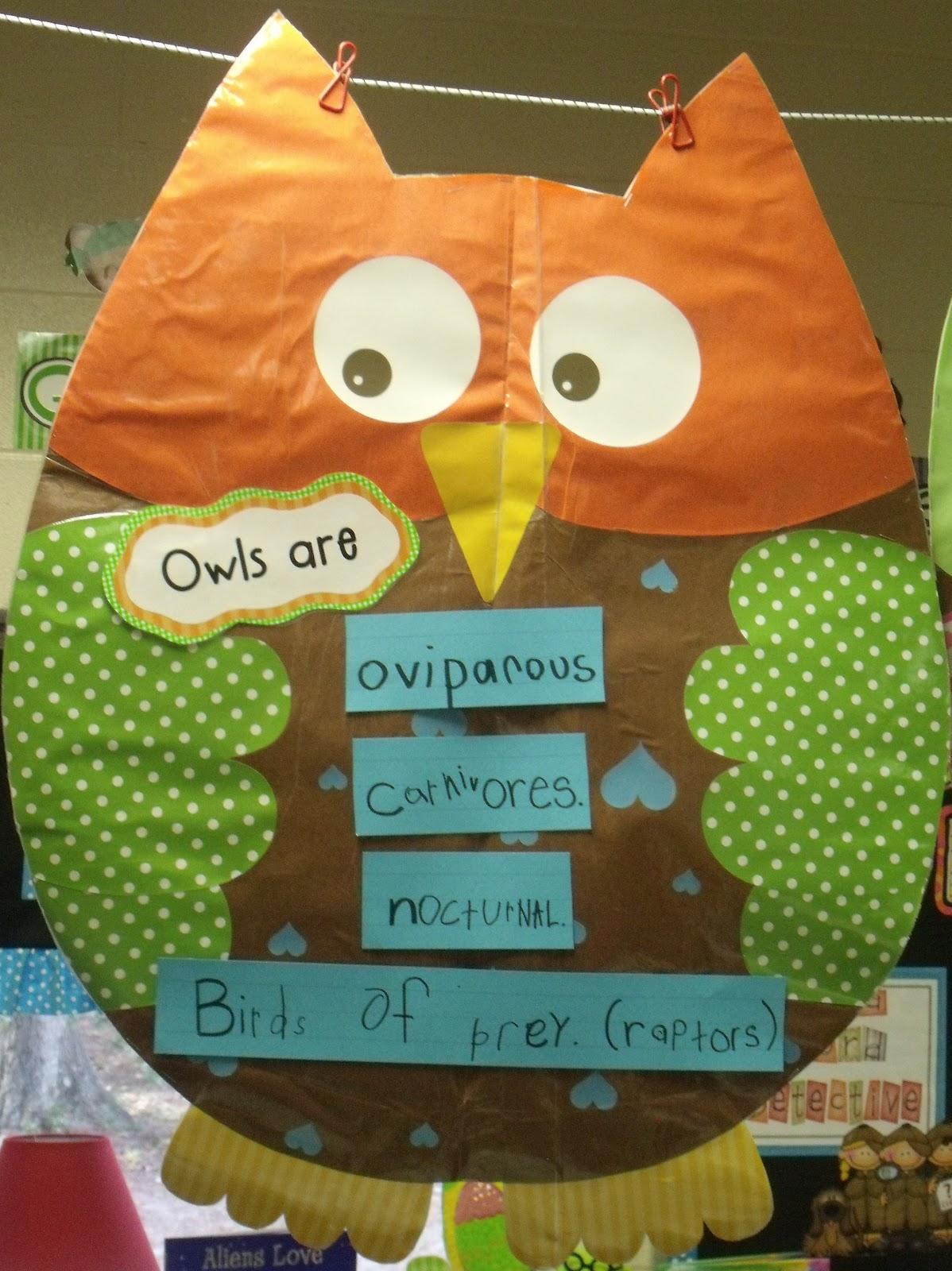 It S Owl Right Owl Fun And Freebie