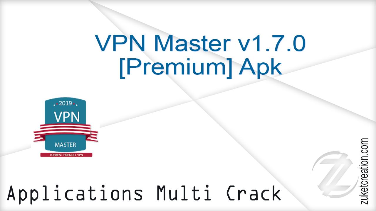 vpn proxy master full version apk