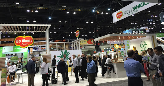 Snacking and Convenience in Fresh Produce at United Fresh 2017