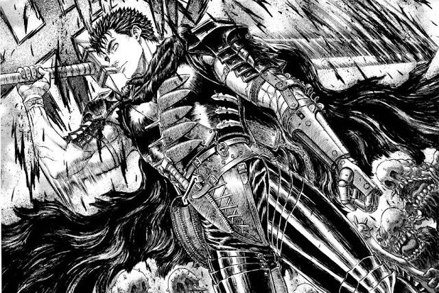 Manga Berserk regresará de su última pausa este mes