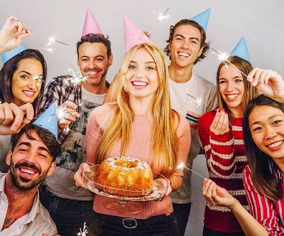 Rede zum Geburtstag? Geburtstagsrede schnell finden!