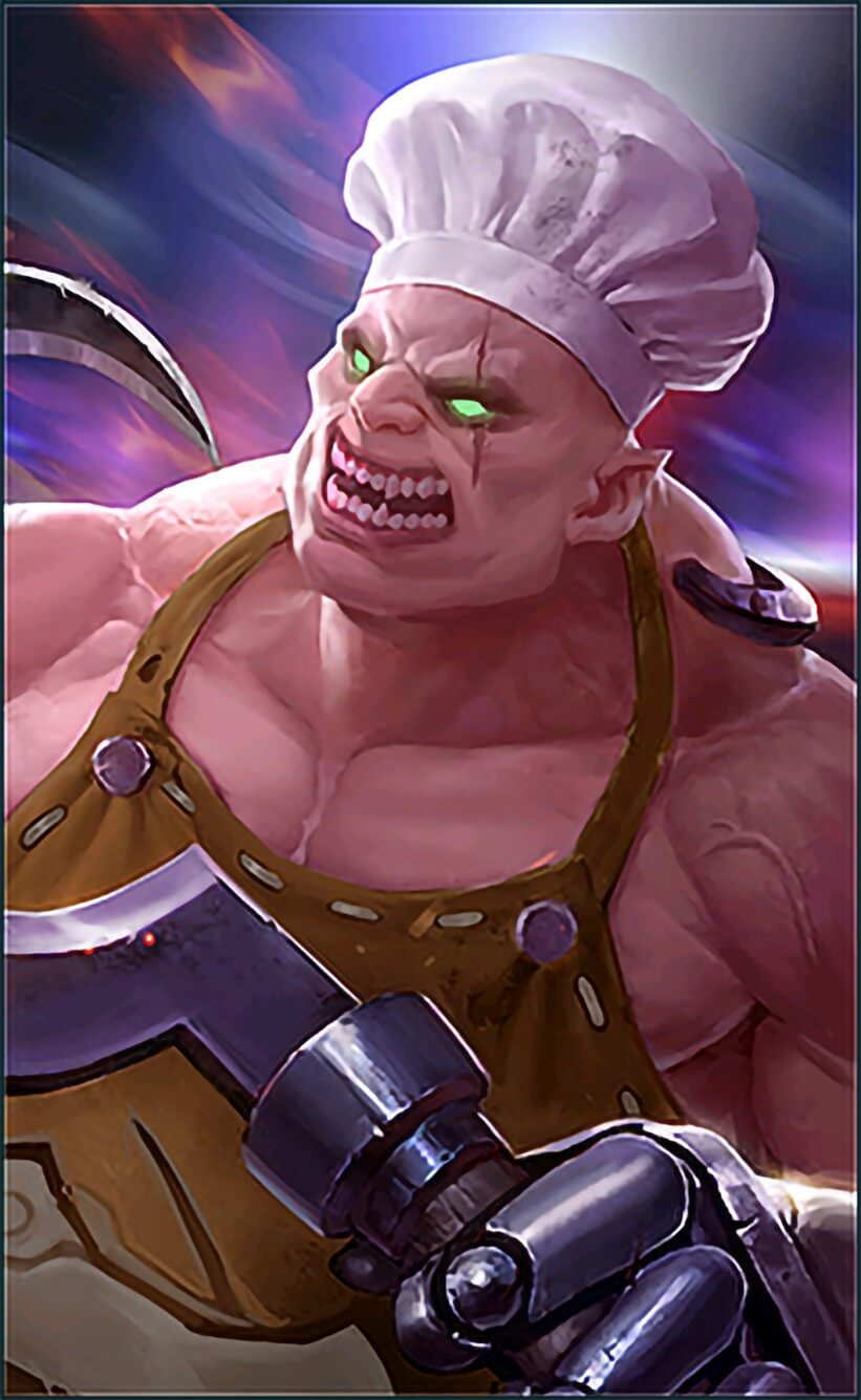 Wallpaper Franco Masterchef Skin Mobile Legends Full HD for Android & iOS