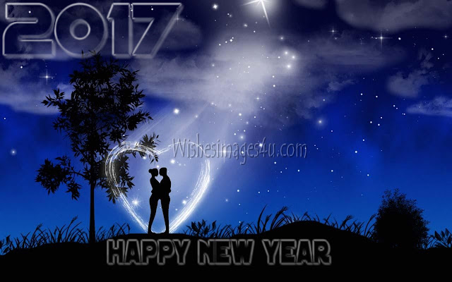 Happy New Year 2017 Love Wallpapers Download Free
