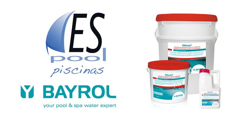 Chloryte®: el producto perfecto para un tratamiento de choque eficaz. De venta en Espool Piscinas