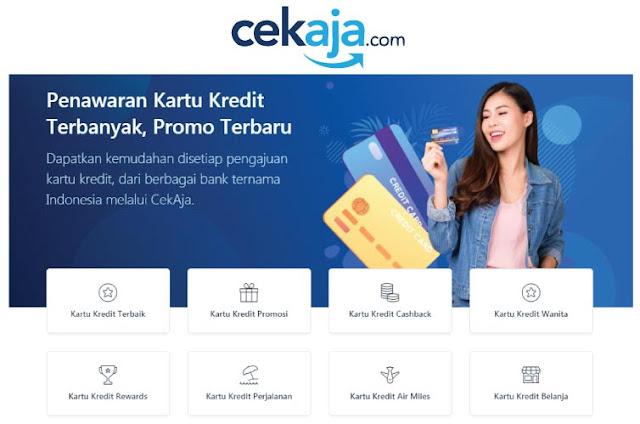 Keuntungan Pengajuan Kartu Kredit Online Dengan CekAja