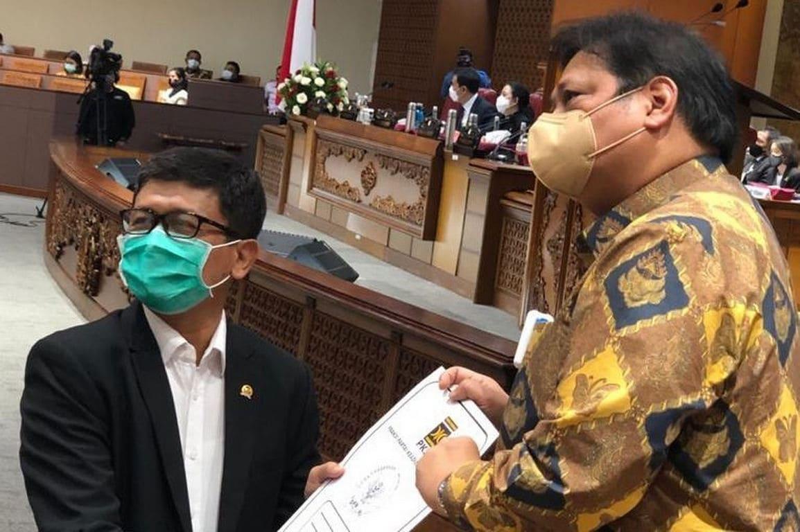 Tegas! Fraksi PKS Konsisten Menolak RUU Omnibus Law di Paripurna DPR