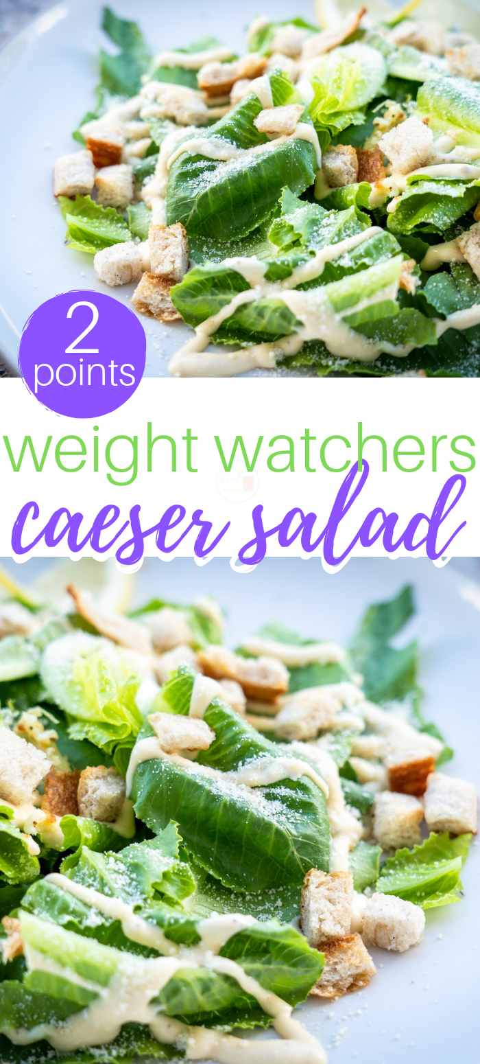 Weight Watchers Caesar Salad Dressing