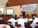 Menegaskan Komitmen Penyediaan Informasi yang Akurat, Transparan dan Akuntable