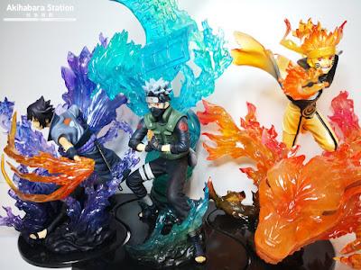 Figuarts Zero Hatake Kakashi ~ Susanoo ~ 絆 kizuna (Relation) de Naruto Shippuden - Tamashii Nations
