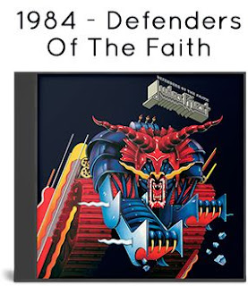 2015 - Defenders Of The Faith [Sony, SICP 4388~90, Japan]