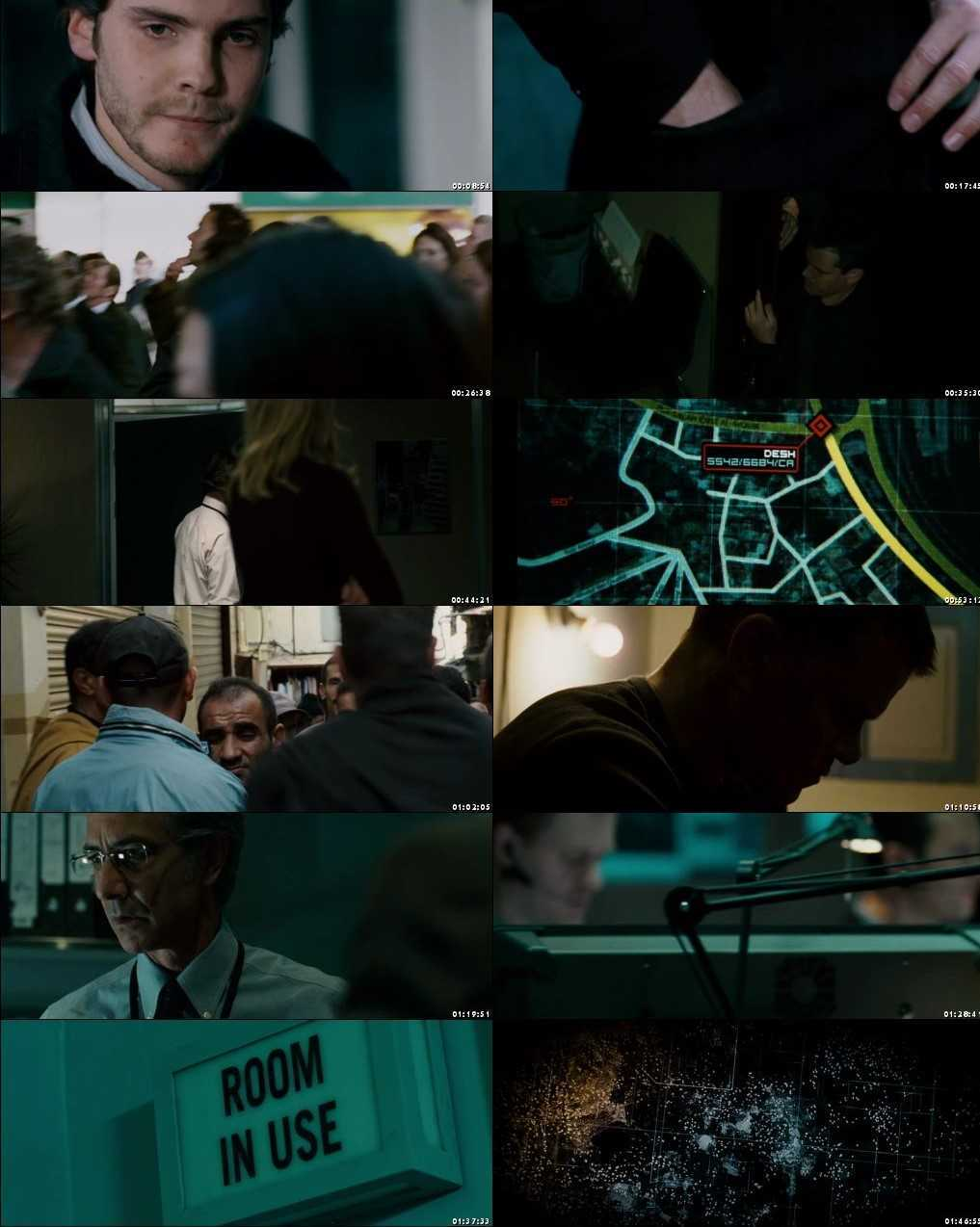 The Bourne Ultimatum 2007 Screenshot