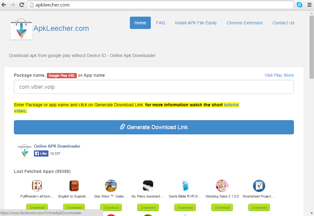 How To Download Android App Apk Files Directly From