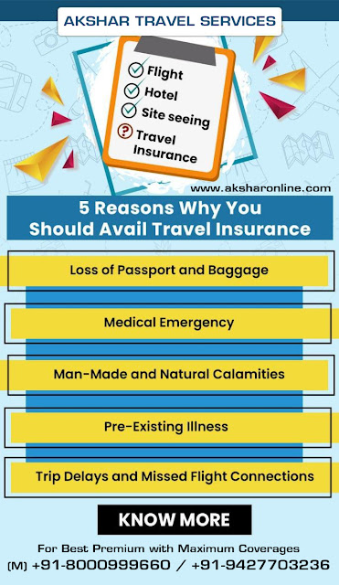 Overseas Travel Insurance, Travel Insurance, Pre-Existing Illlness, Trip Delays and Missed Flight Connection, Medical, Overseas Insurance, Ground Floor-11, Vishwas Shopping Center Part-1, R.C.Technical Road, Ghatlodia, Ahmedabad - 380061. Contact No. : +91-8000999660, +91-9427703236 E-mail : info@aksharonline.com Website : www.aksharonline.com  : OUR SERVICES : International Air Tickets || Domestic Air Tickets || Cruise Booking || International& Domestic Packages || Hotel Booking World Wide || Visa Services || Passport Services || Overseas Travel Insurance || Railway Ticket || Bus Ticket || Car Rental || Foreign Exchange || Western Union & Transfast Money Transfer Services || Outward Remmitance & More...
