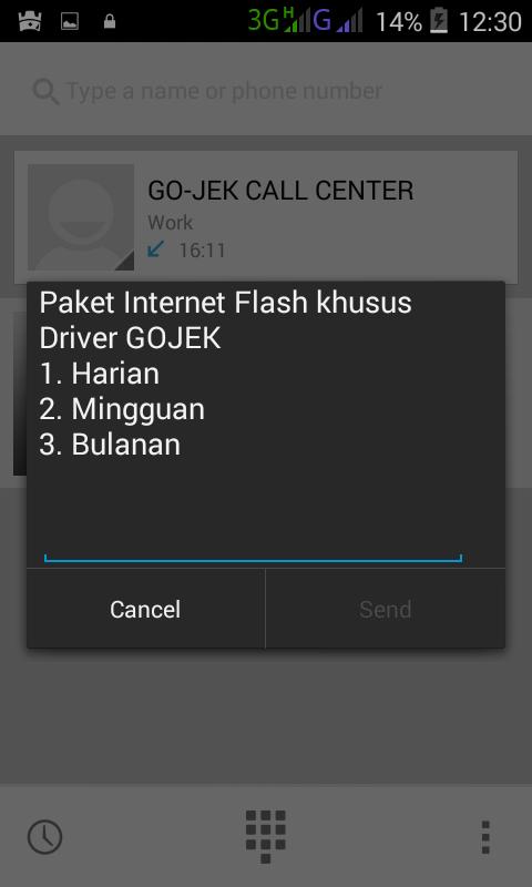 Cara Daftar Nomor Telkomsel Gojek