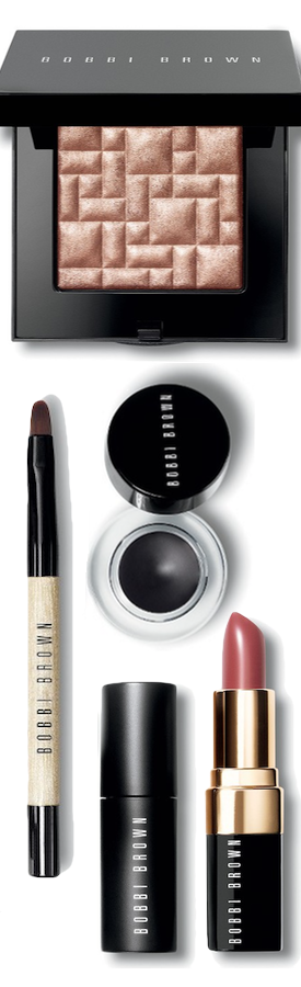 Bobbi Brown Style File After Hours Eye, Cheek & Lip Kit