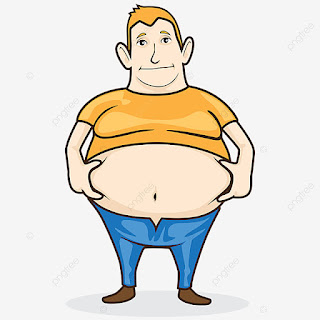 weight loss for man