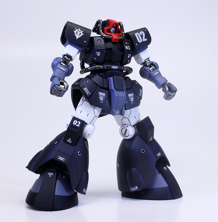 robot toy magazine more dom test type gunpla images