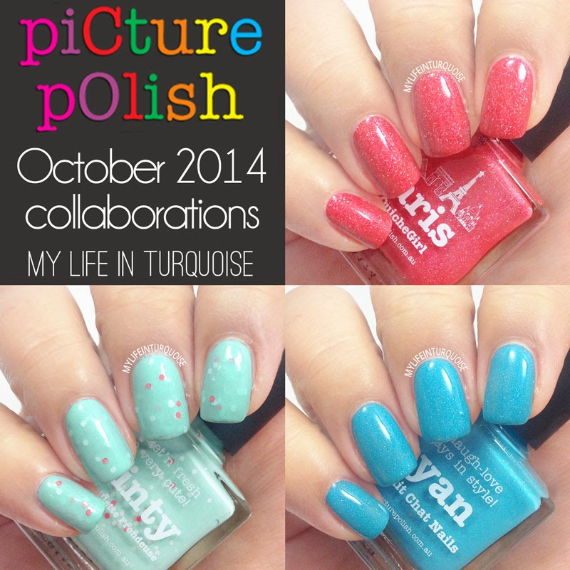 piCture pOlish October 2014 Collaborations