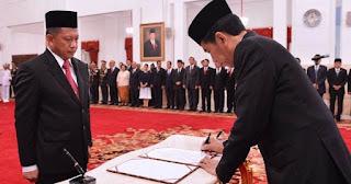 Dibawah Kepemimpinan Jokowi, Anggaran Polri Naik Dua Kali Lipat
