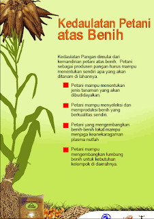Permasalahan Perbenihan Di Indonesia Atau Seeding Problems In