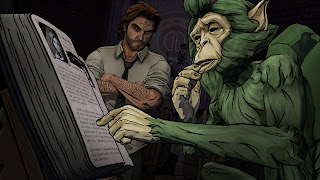 The Wolf Among Us Episode 1 Background