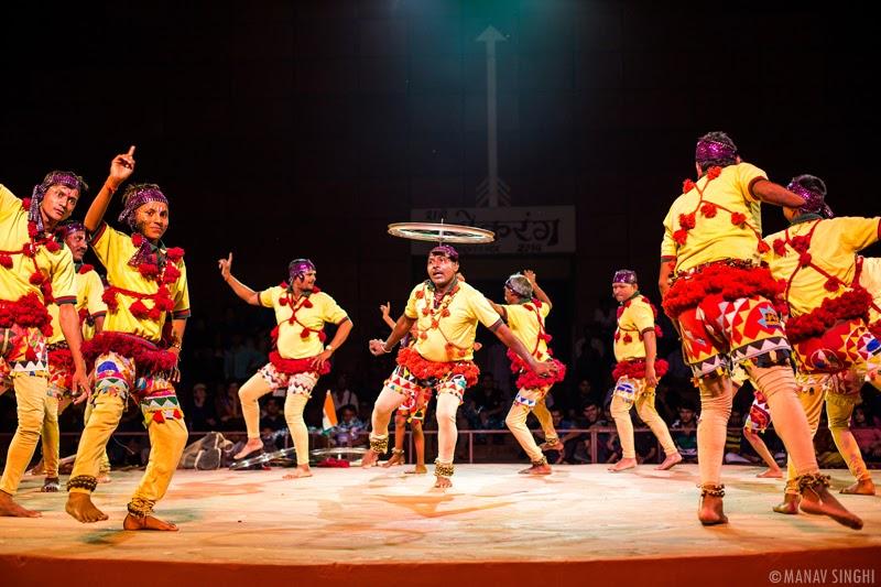 Pai Jhanda Folk Dance from Uttar Pradesh.
