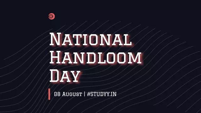 National Handloom Day