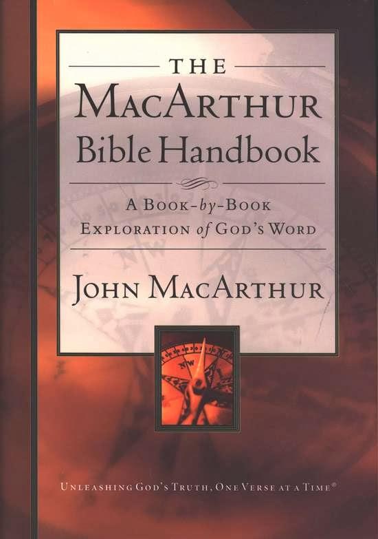 John MacArthur-The MacArthur Bible Handbook-