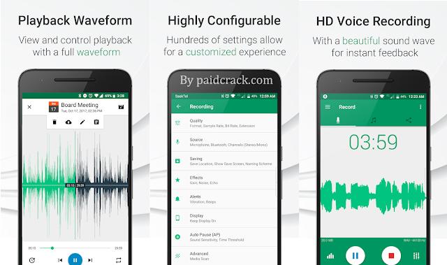 Parrot Voice Recorder Pro Apk