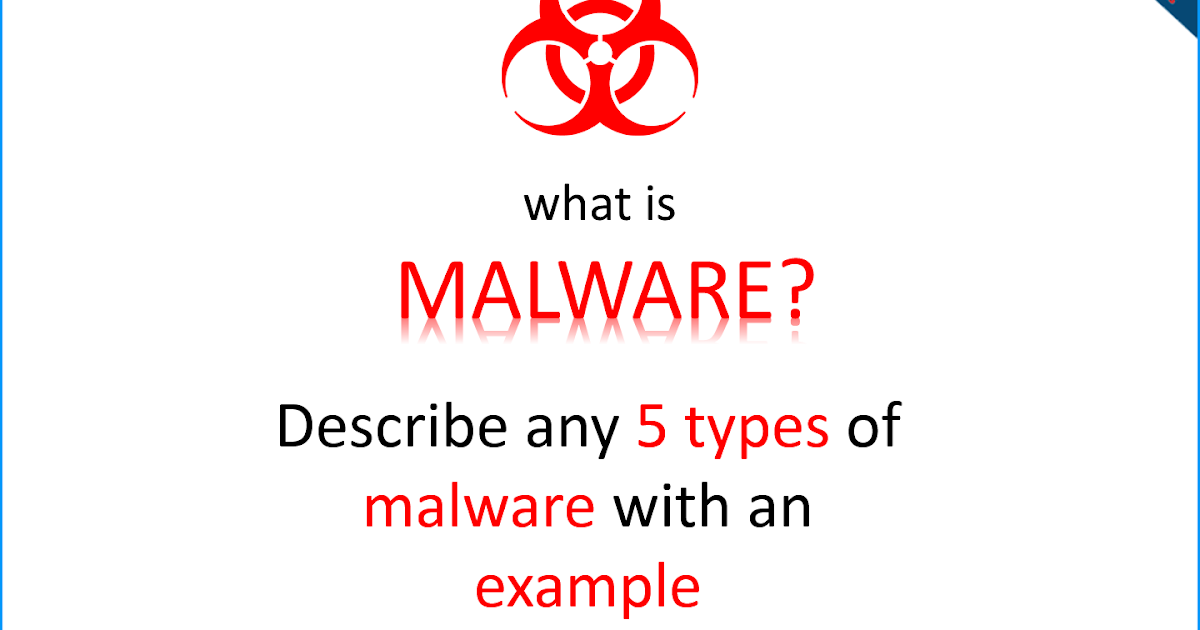 Preposition In Learn In Marathi All Complate: What Is Malware? Describe Any 5 Types Of Computer Malware