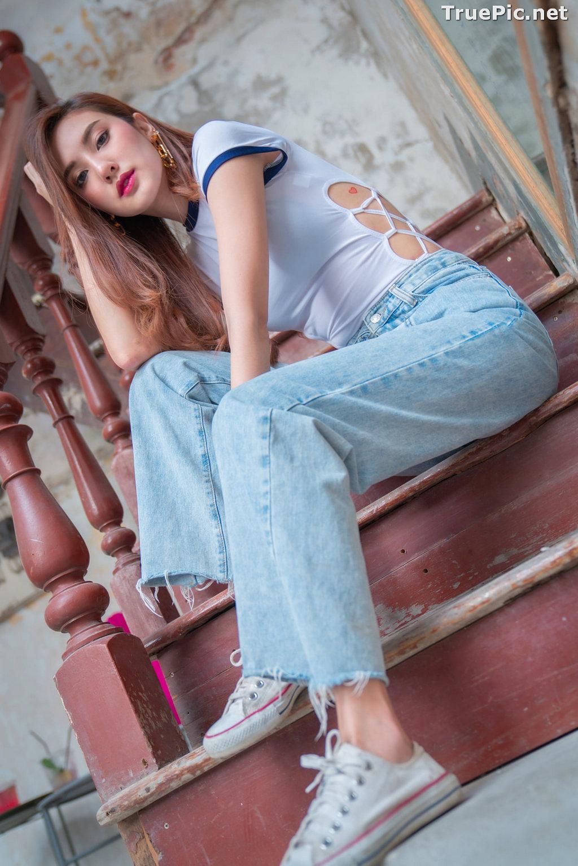 Image Thailand Model - Mynn Sriratampai (Mynn) - Beautiful Picture 2021 Collection - TruePic.net - Picture-48