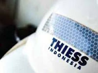 PT Thiess Contractors Indonesia - Untuk TCI Undergraduate Program Bulan Maret - April 2013