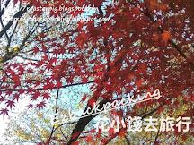 釜山梵魚寺11月上旬賞紅葉