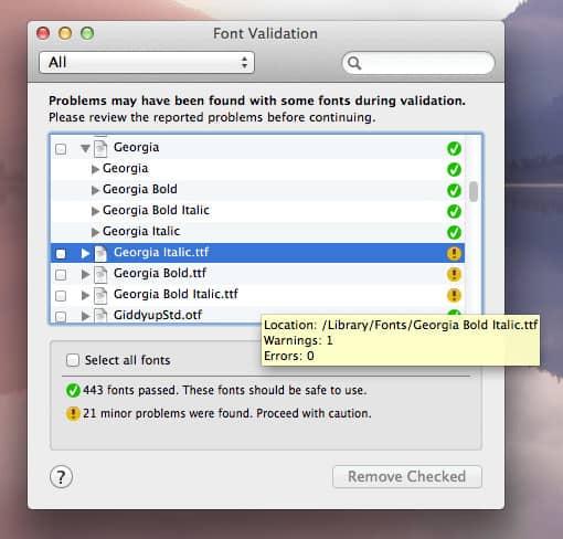 Hướng dẫn chi tiết cách thêm font chữ vào MacBook