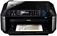 Canon MX410 Setup Printer