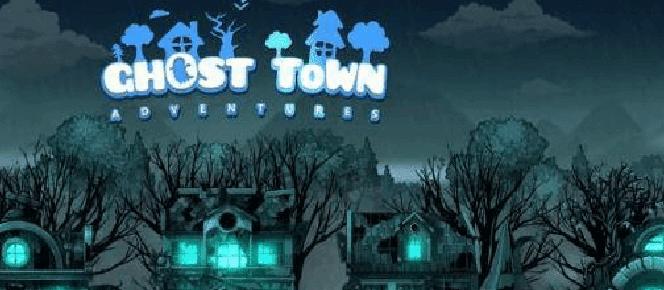 تحميل لعبة ghost town adventures برابط مباشر وحجم صغير للاندرويد