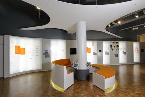 Das Museum für Kommunikation Nürnberg.