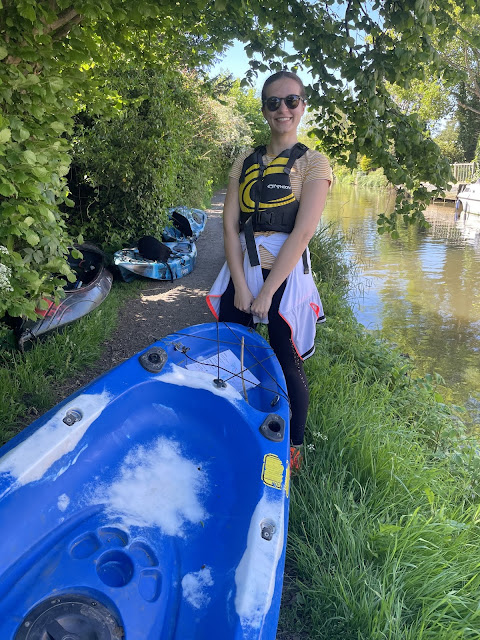 Let's Get Lost kayaking review Leicester