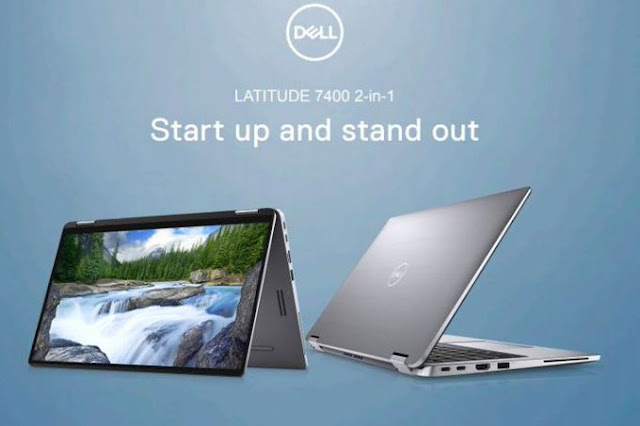 Dell Latitude 7400 2-in-one laptop launched in India at Rs. 1.35 lakh