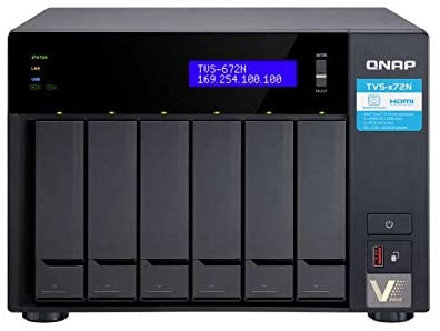 Review QNAP TVS-672N-I3-4G 6 Bay NAS with 5GbE