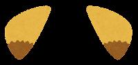 獣耳のイラスト(キツネ3)