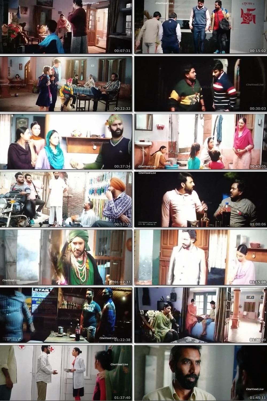 Screen Shot Of Munda Hi Chahida 2019 300MB PdvdRip 480P Full Punjabi Movie Watch Online Free Download