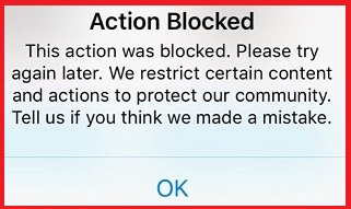 How to Fix if Instagram Action is Blocked? - Solved Easily