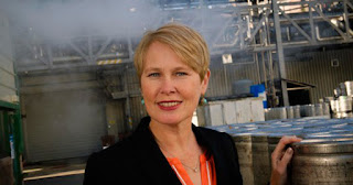 Maggie Timoney, CEO of Heineken USA